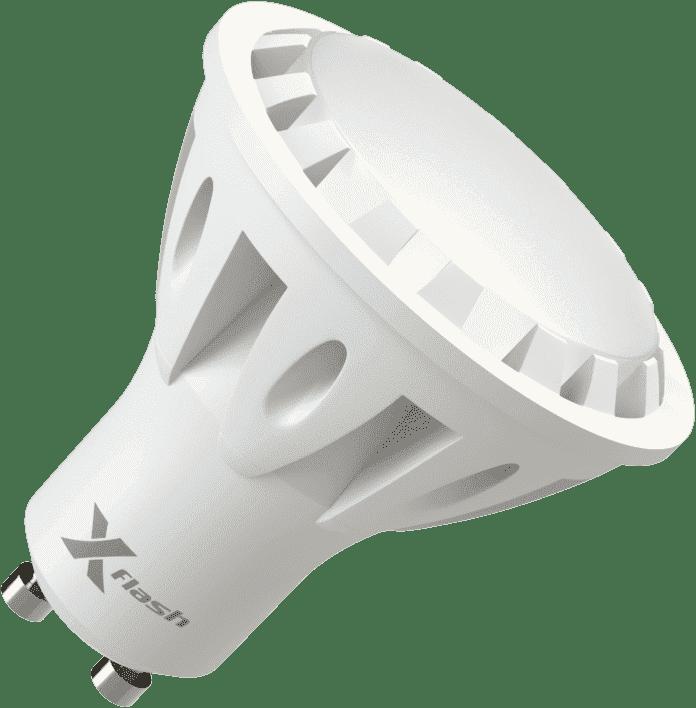 Светодиодная лампа X-flash XF-SPL-GU10-6W-3000K-220V арт. 43453