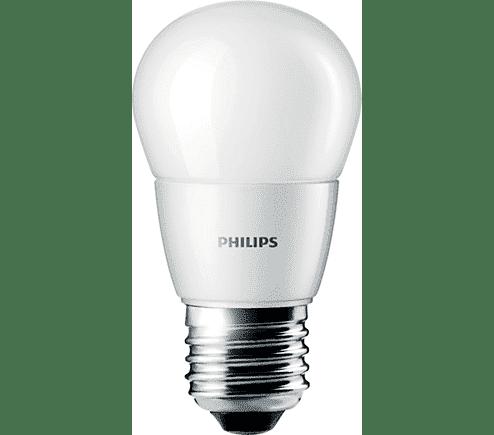 Светодиодная лампа Philips CorePro LEDluster 2.7-25W E27 827 P48 FR арт. 8718291743576