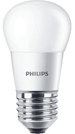 Светодиодная лампа Philips CorePro LEDluster 3-25W E27 827 P48 FR арт. 8718291787051