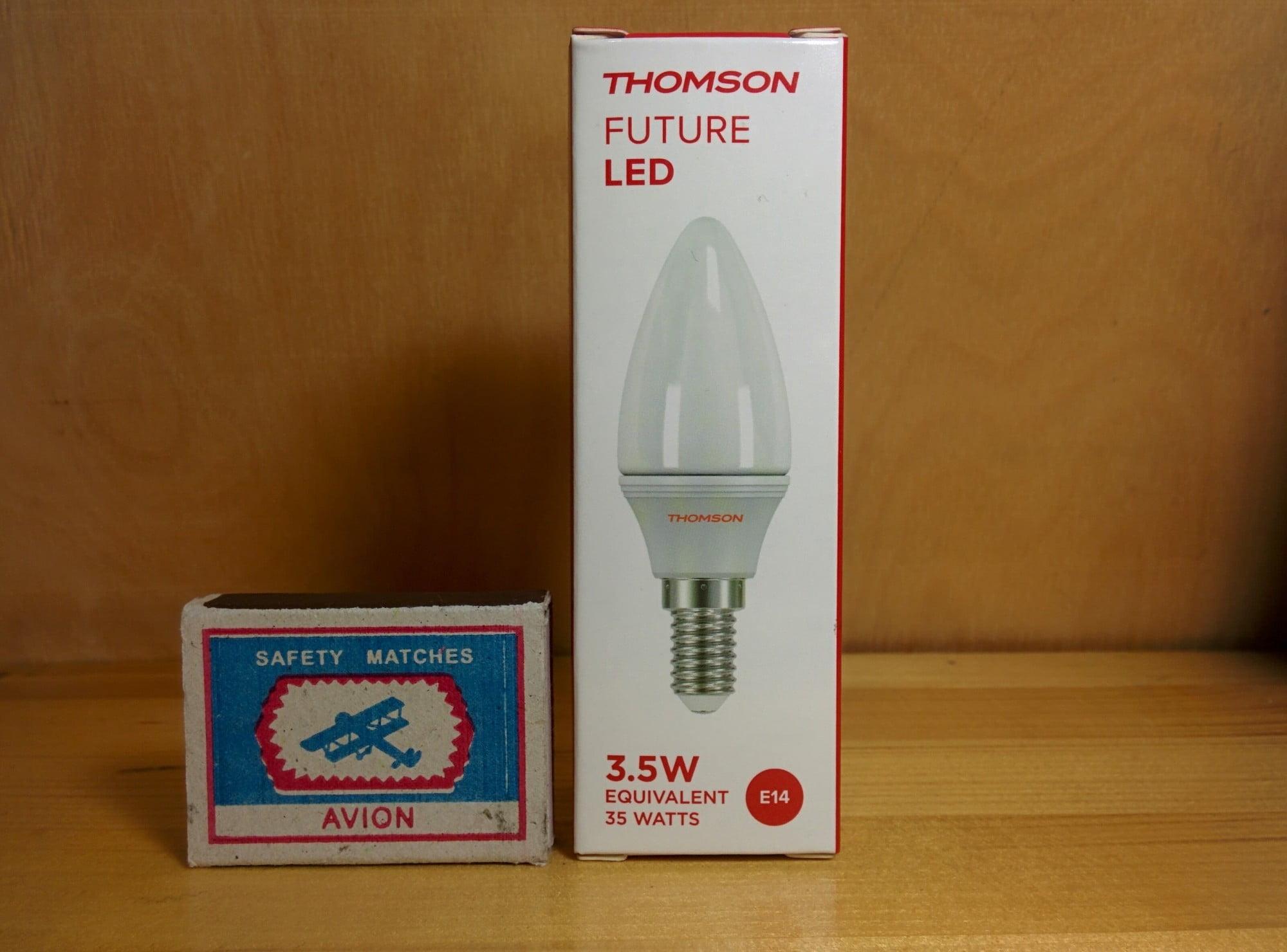 Thomson TL-35W-A1 упаковка