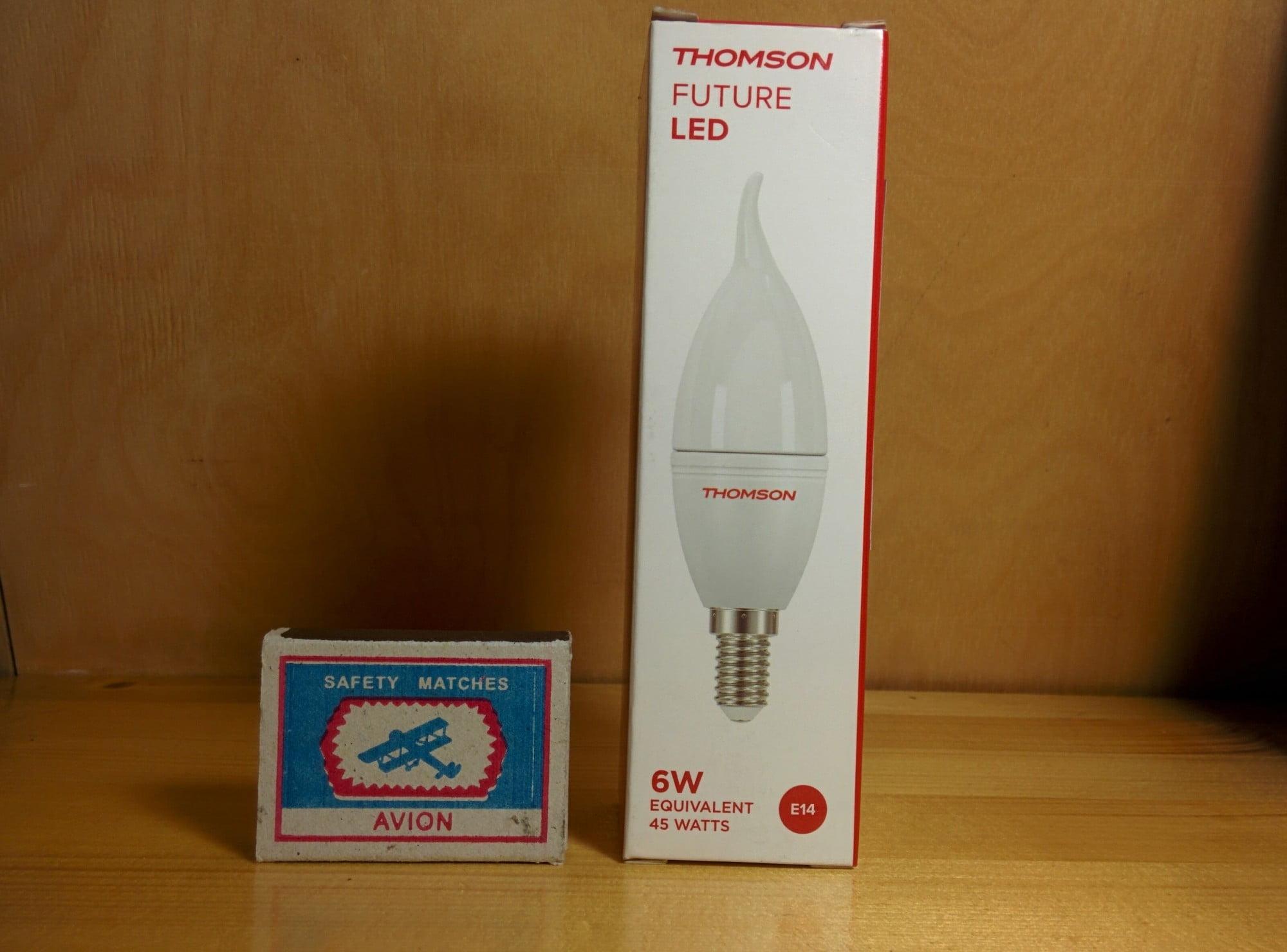 Thomson TL-45W-F1 упаковка