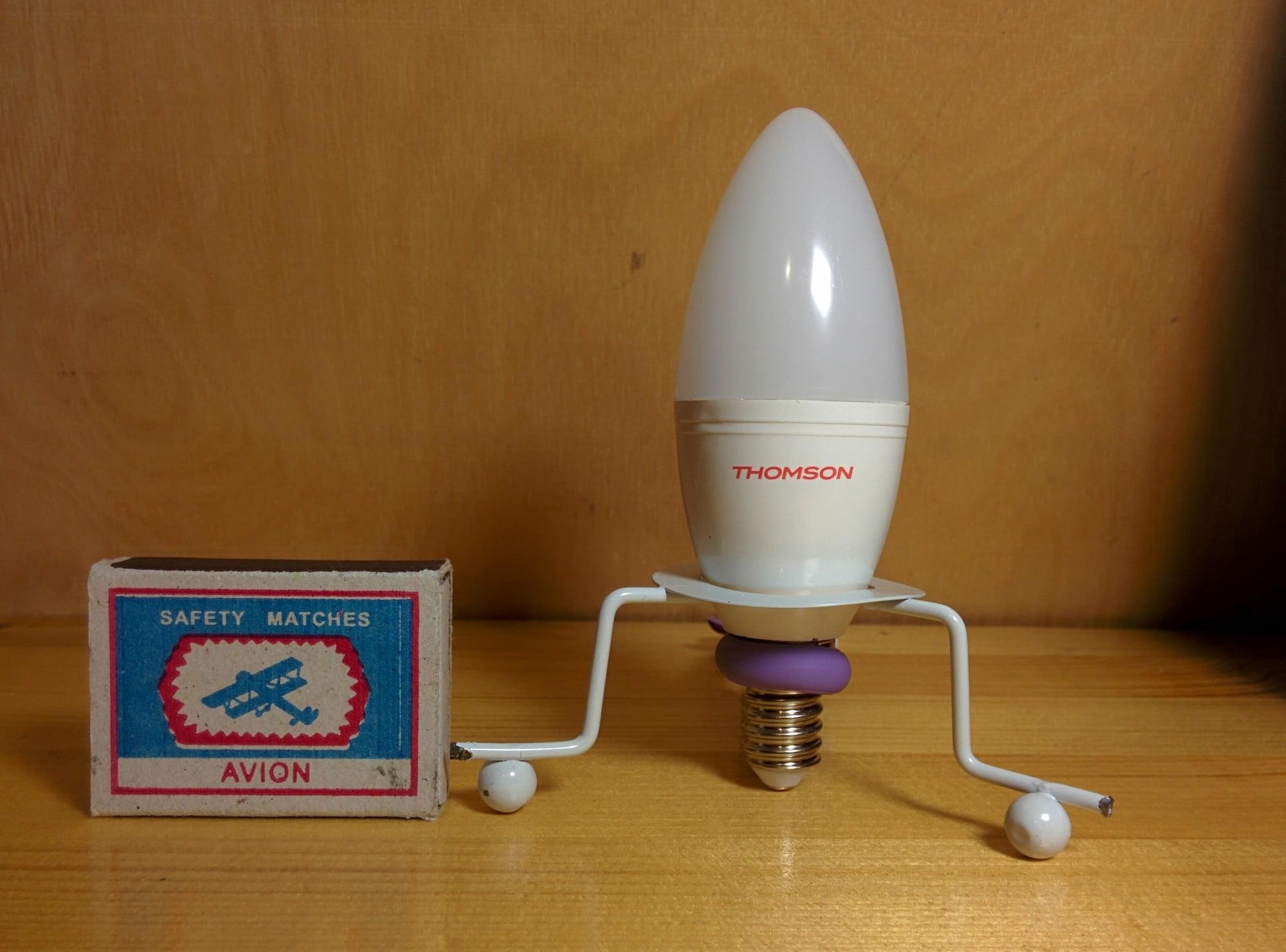 Thomson TL-45W-A1 лампа