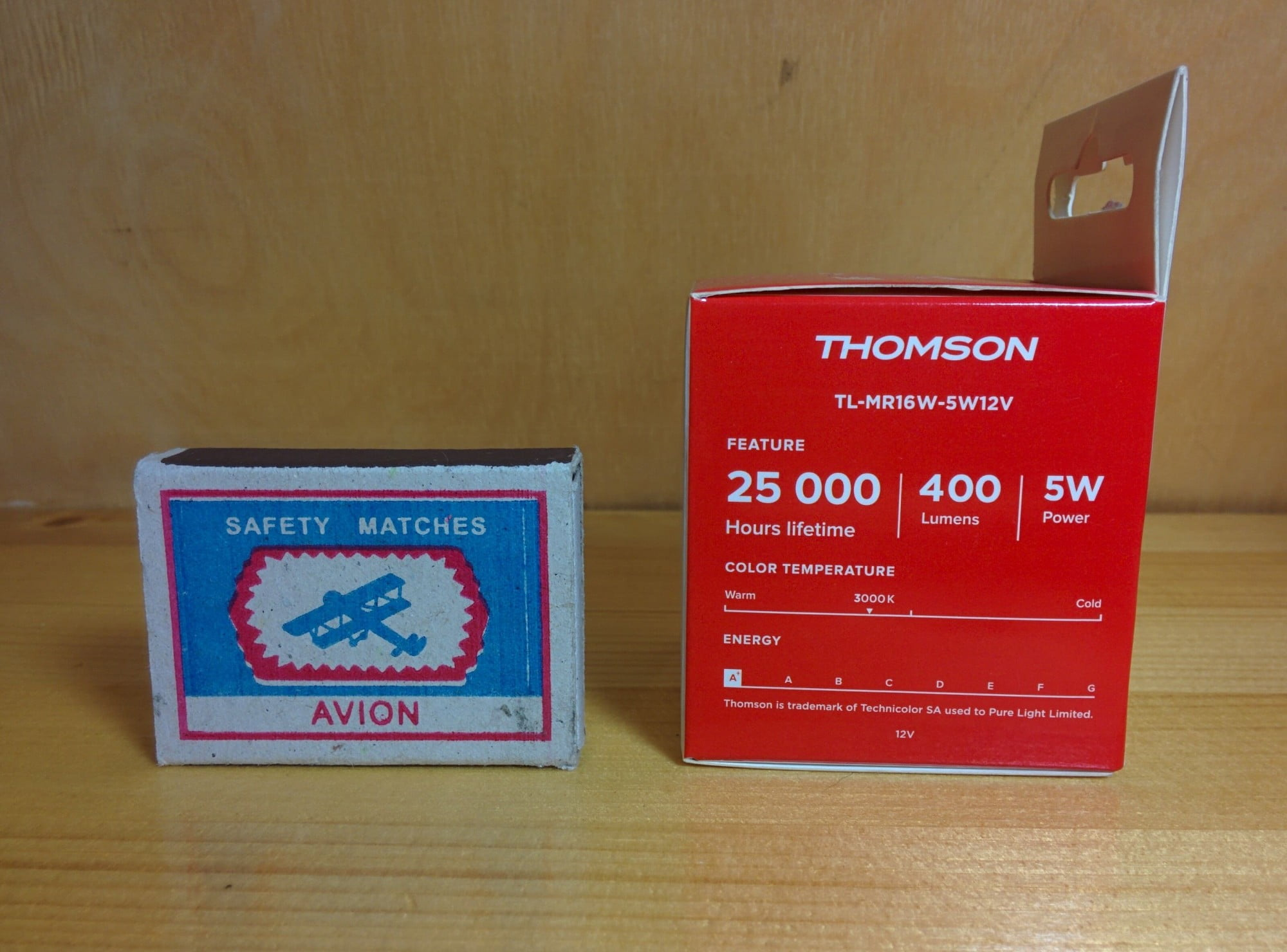 Thomson TL-MR16W-5W12V характеристики