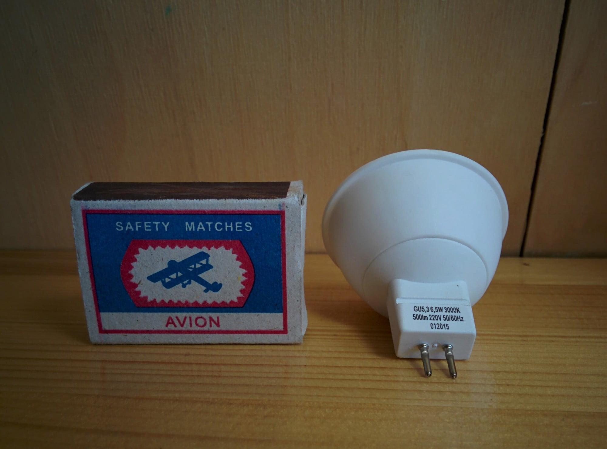Thomson TM-MR16W-7W-GU5.3 лампа