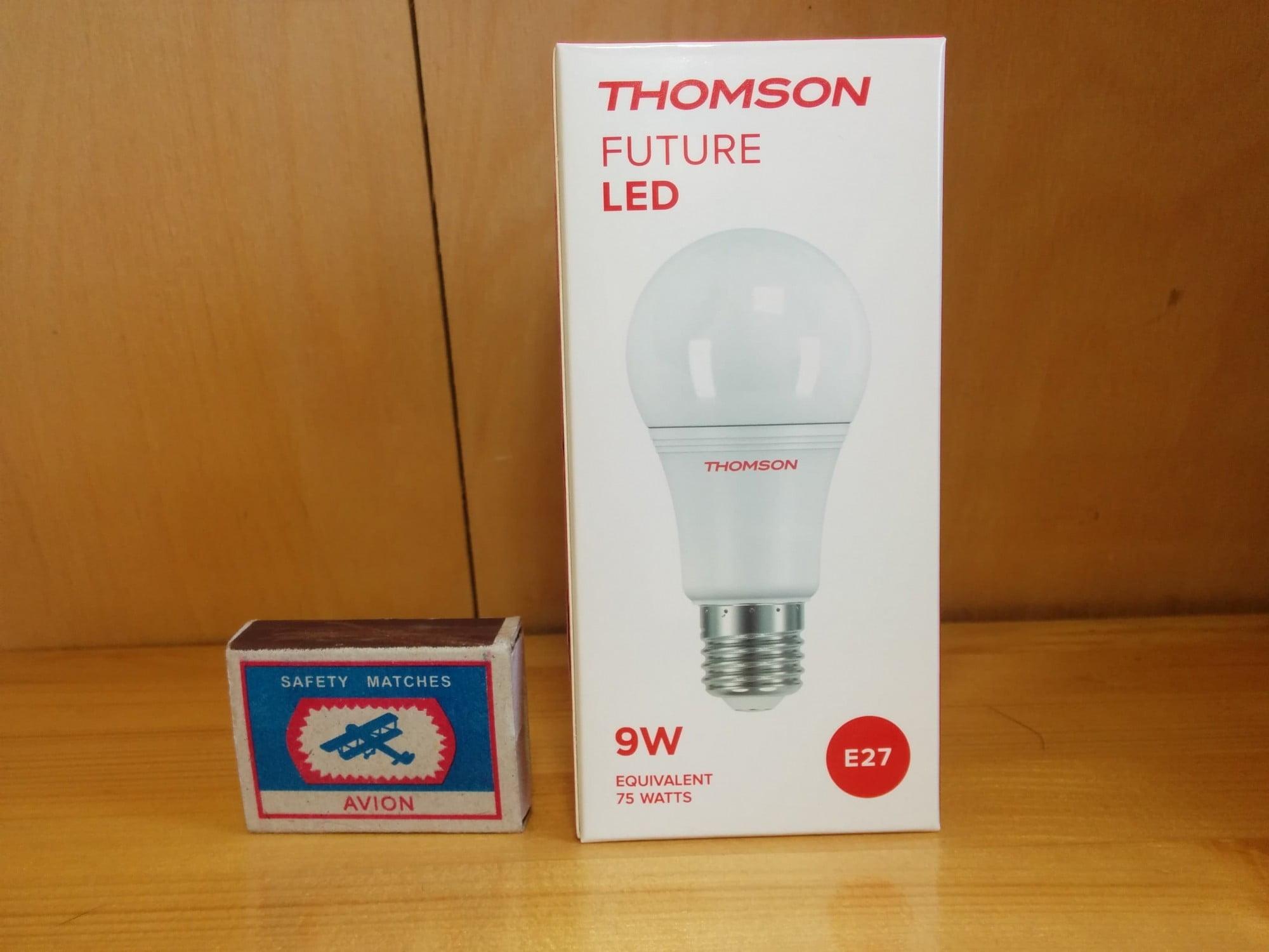 Thomson TL-75W-Q1 упаковка