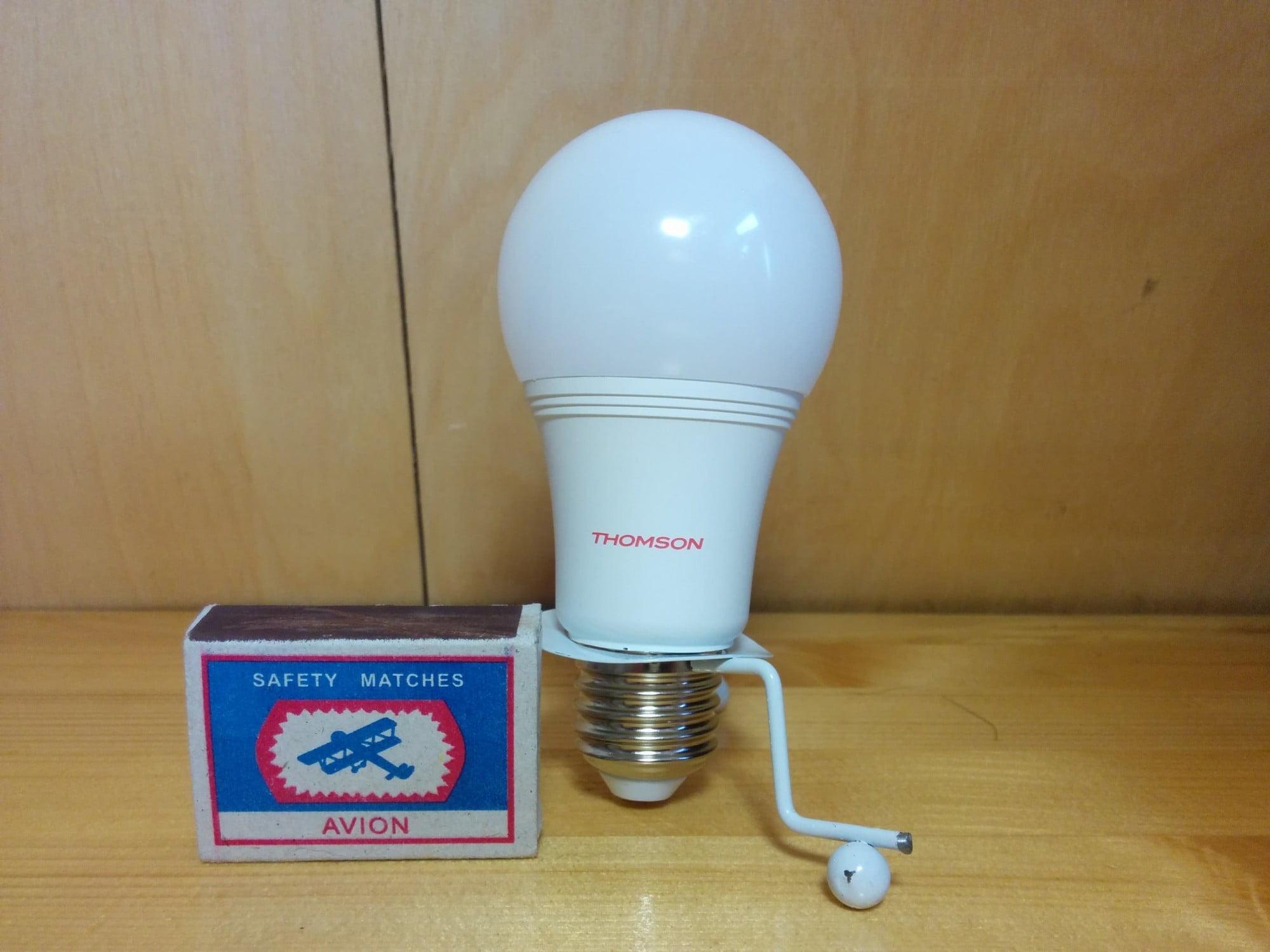 Thomson TL-75W-Q1 лампа