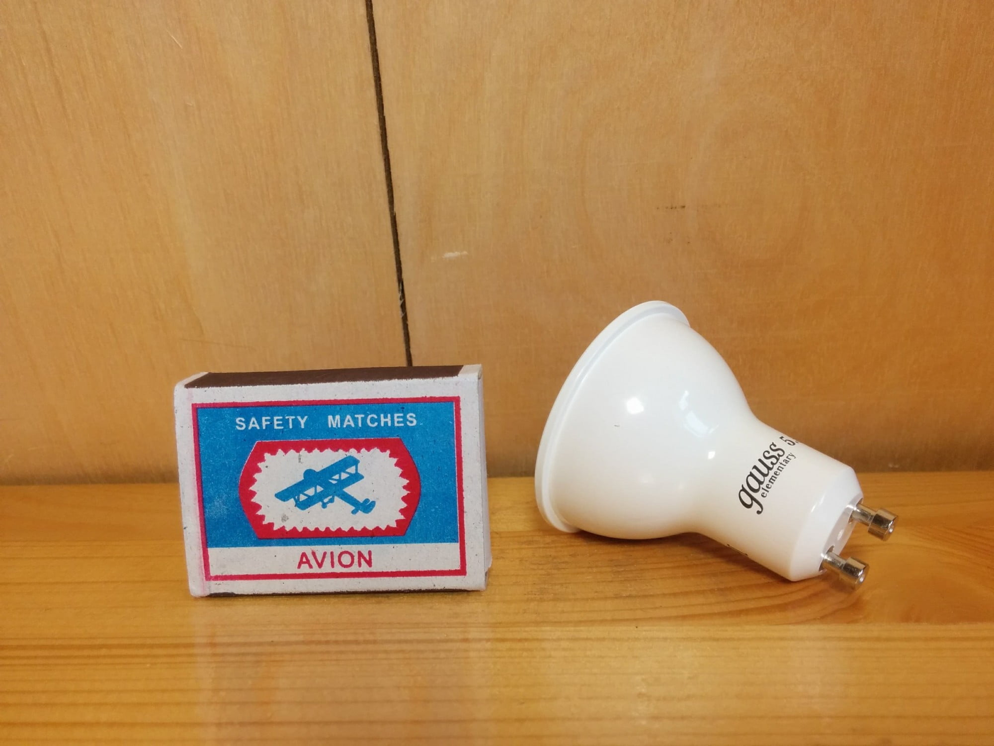 Gauss LED Elementary MR16 GU10 5.5W 4100К лампа