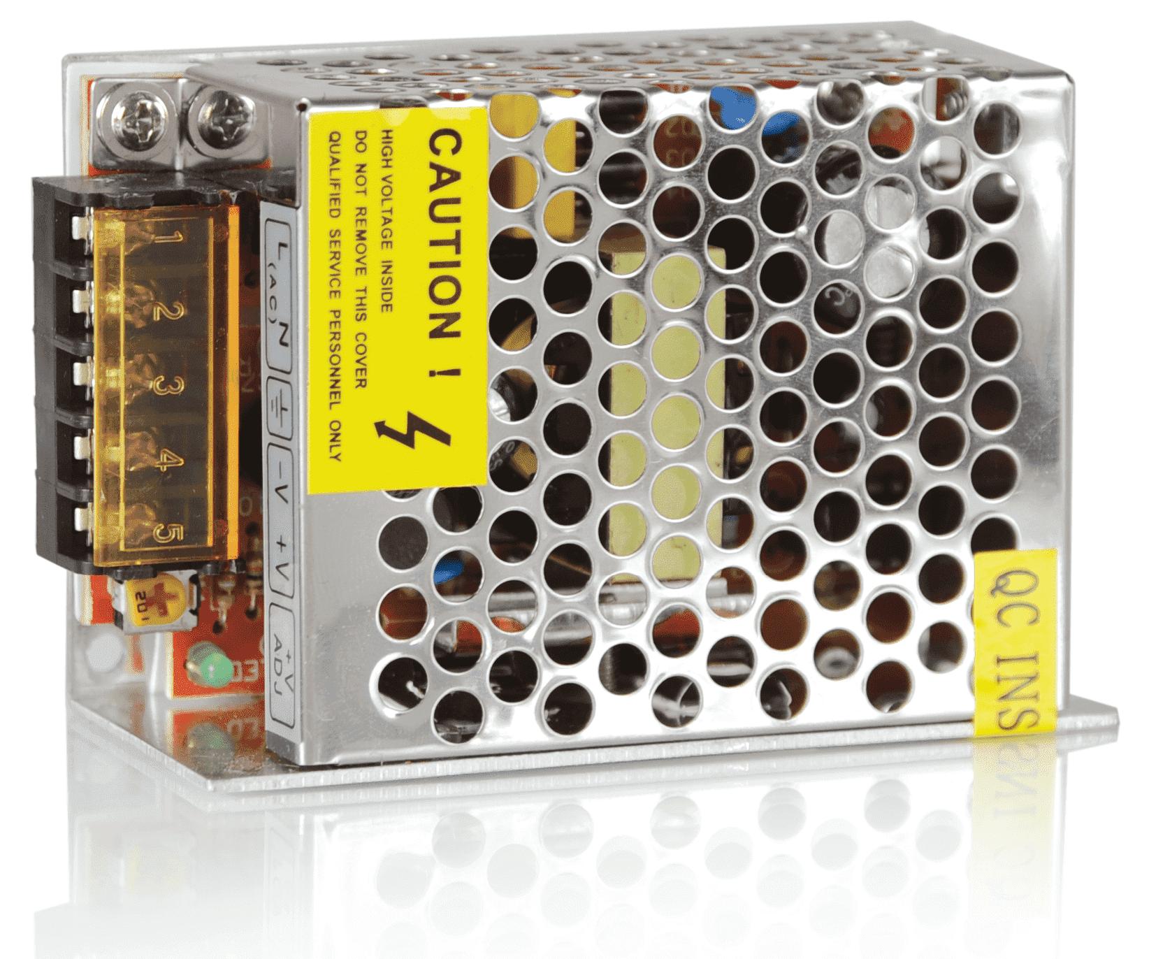 Блок питания для светодиодной ленты Gauss LED STRIP PS 30W 12V арт. 202003030