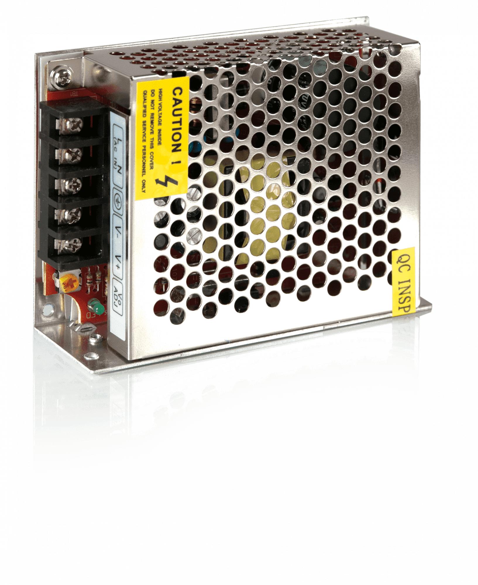 Блок питания для светодиодной ленты Gauss LED STRIP PS 40W 12V арт. 202003040