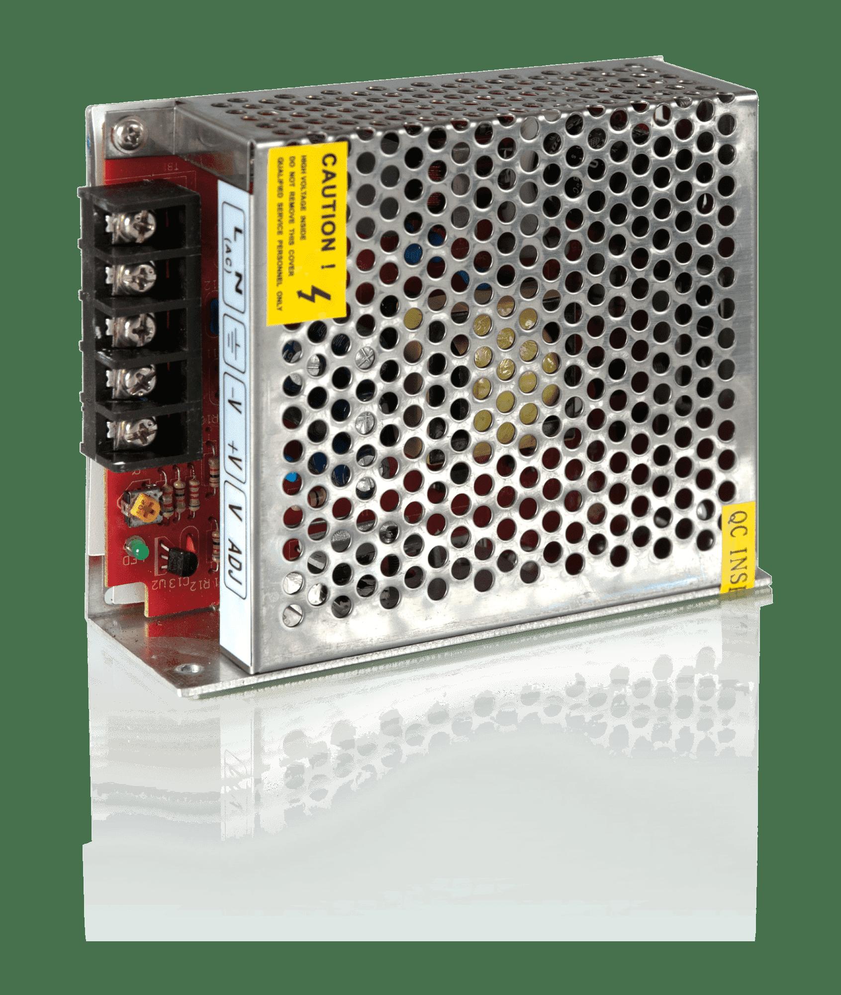 Блок питания для светодиодной ленты Gauss LED STRIP PS 60W 12V арт. 202003060