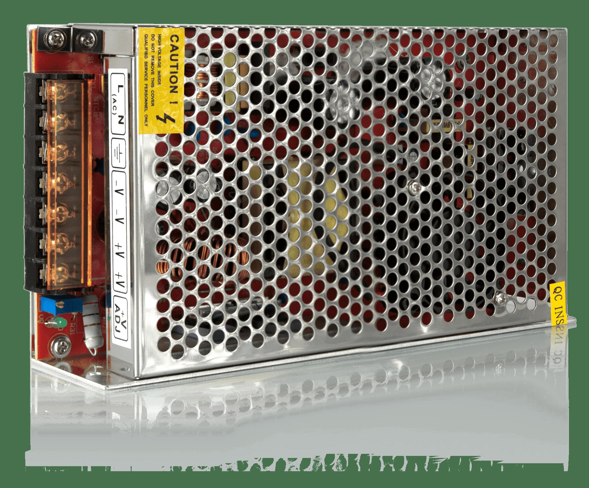 Блок питания для светодиодной ленты Gauss LED STRIP PS 150W 12V арт. 202003150