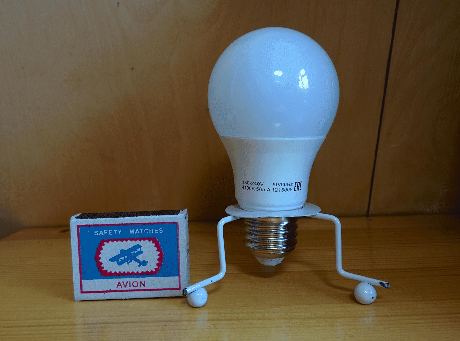 Gauss LED Elementary A60 E27 6W 4100K арт. 23226 Лампа