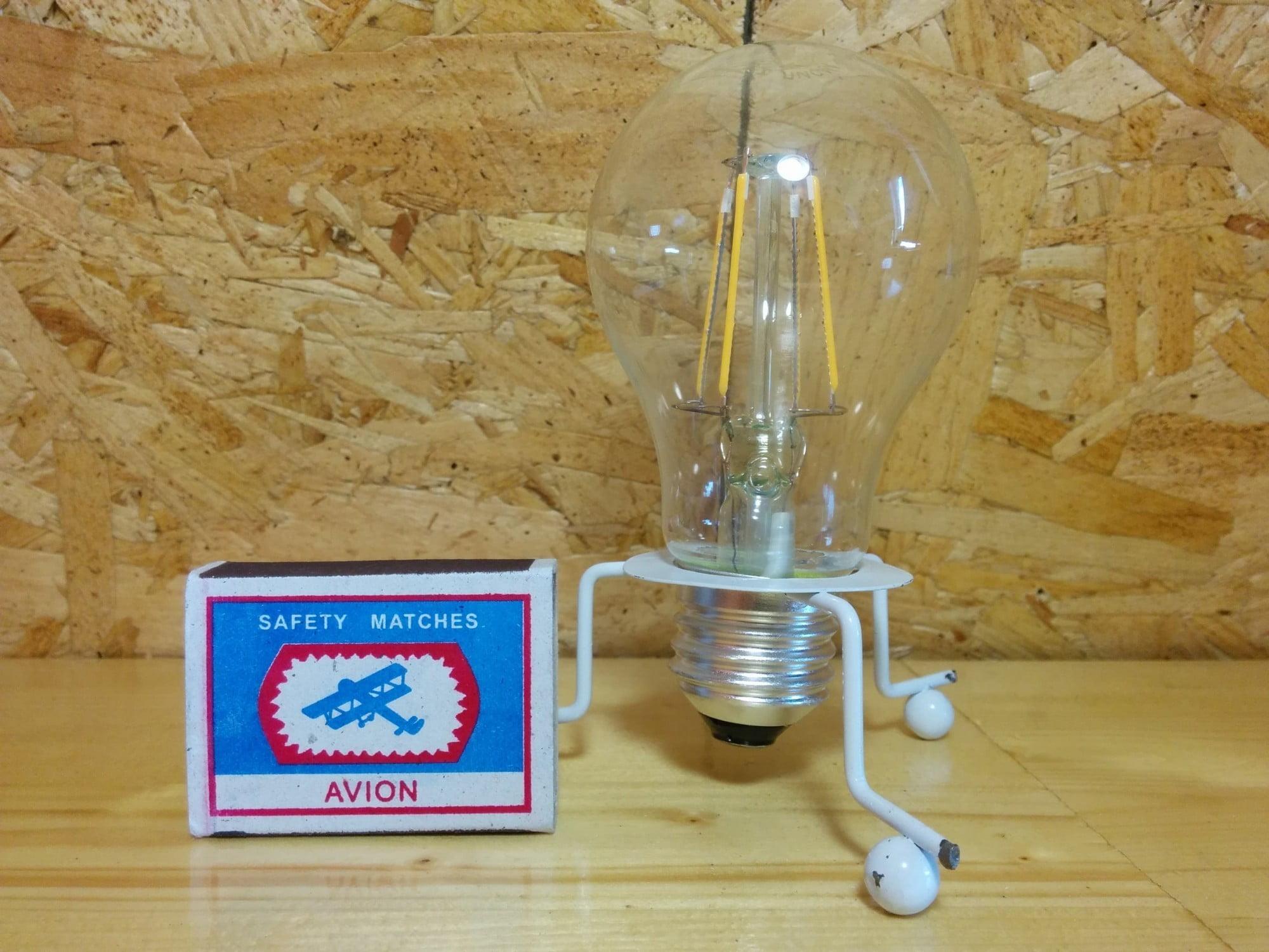 Лисма СДФ-4Вт лампа