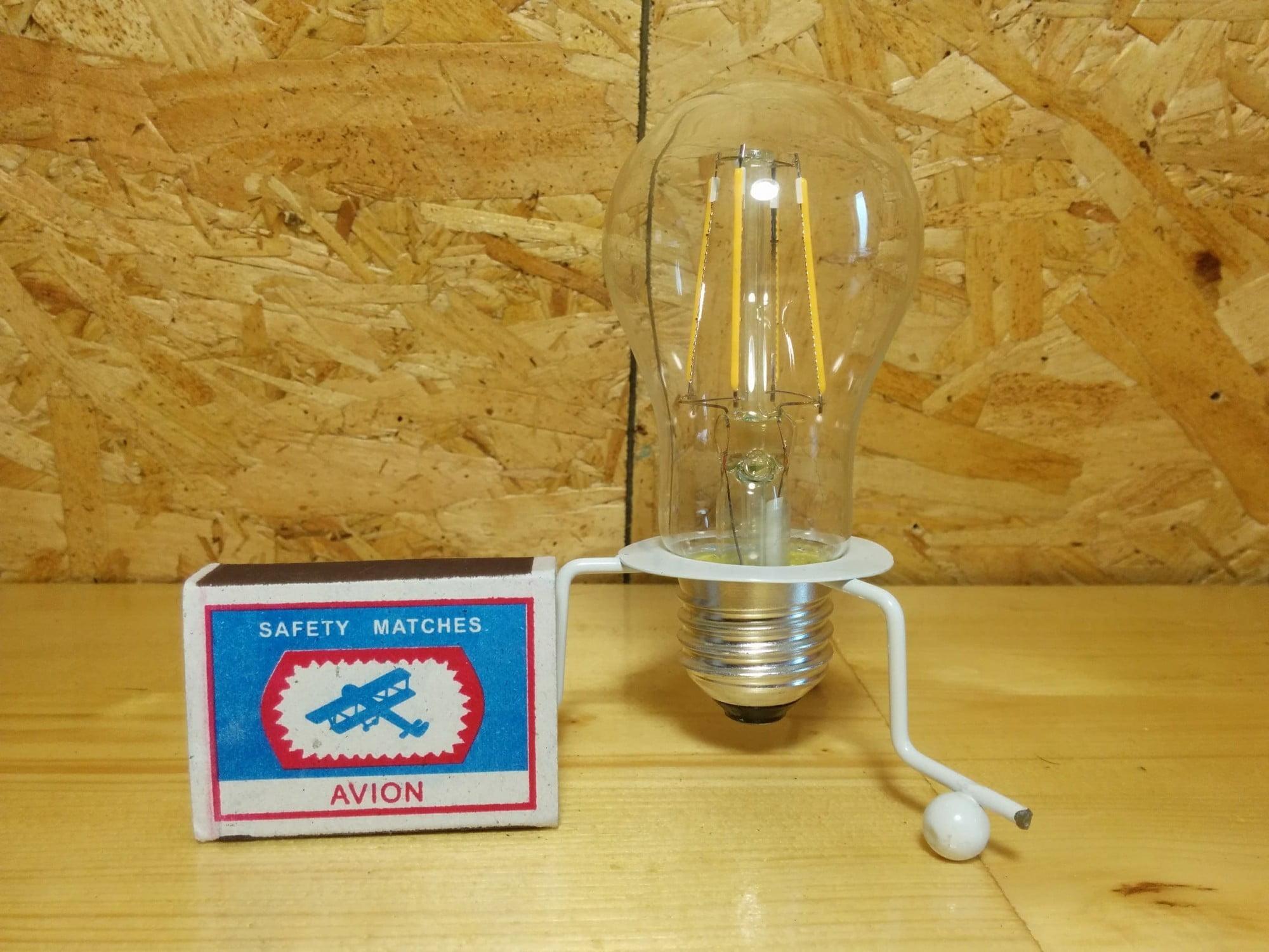 Лисма СДФ-4 лампа