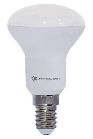 Светодиодная лампа НАНОСВЕТ LE-R50-6/E14/827 арт. L112