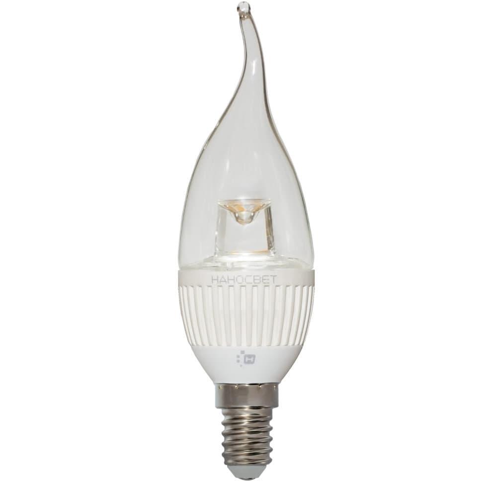Светодиодная лампа НАНОСВЕТ LC-CDTCL-5/E14/840 арт. L156
