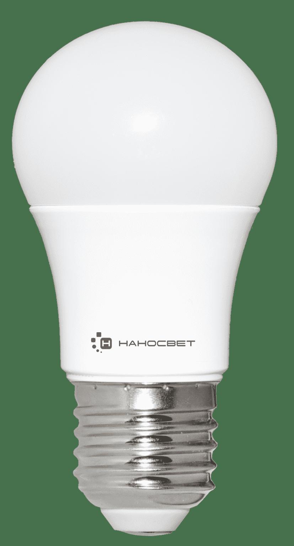 Светодиодная лампа НАНОСВЕТ LC-P45-7.5/E27/840 арт. L207