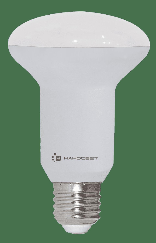 Светодиодная лампа НАНОСВЕТ LE-R63-8/E27/827 арт. L262