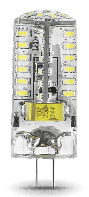 Gauss LED G4 AC85-265V 3W 4100K 1/20/200 арт. SS107707203