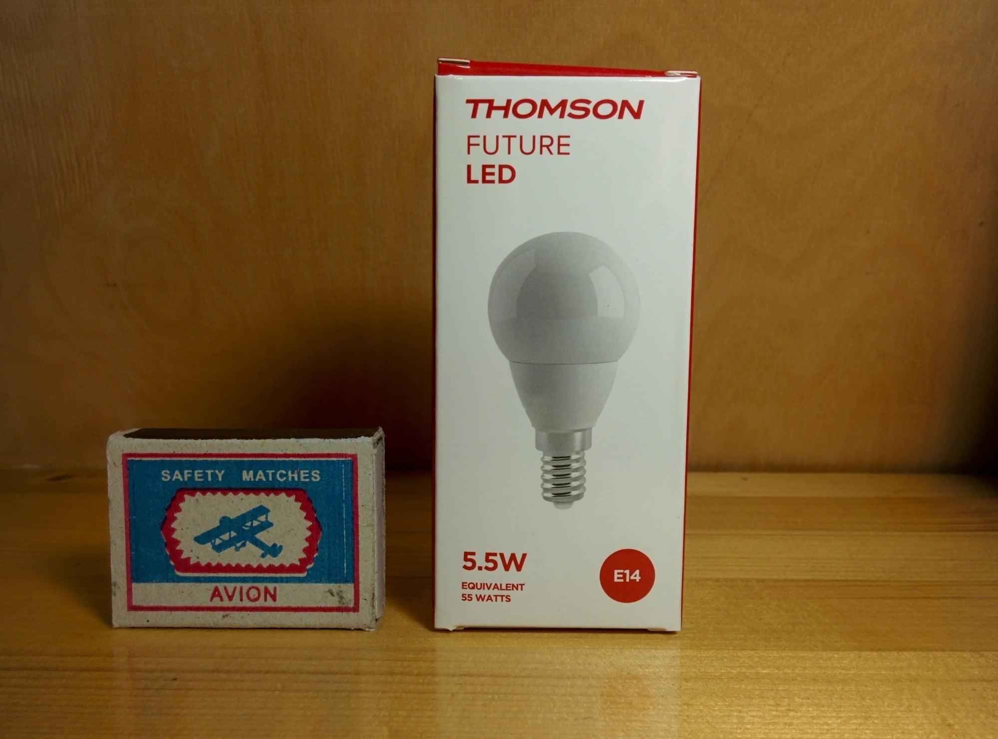 Thomson TM-50W-P5 упаковка