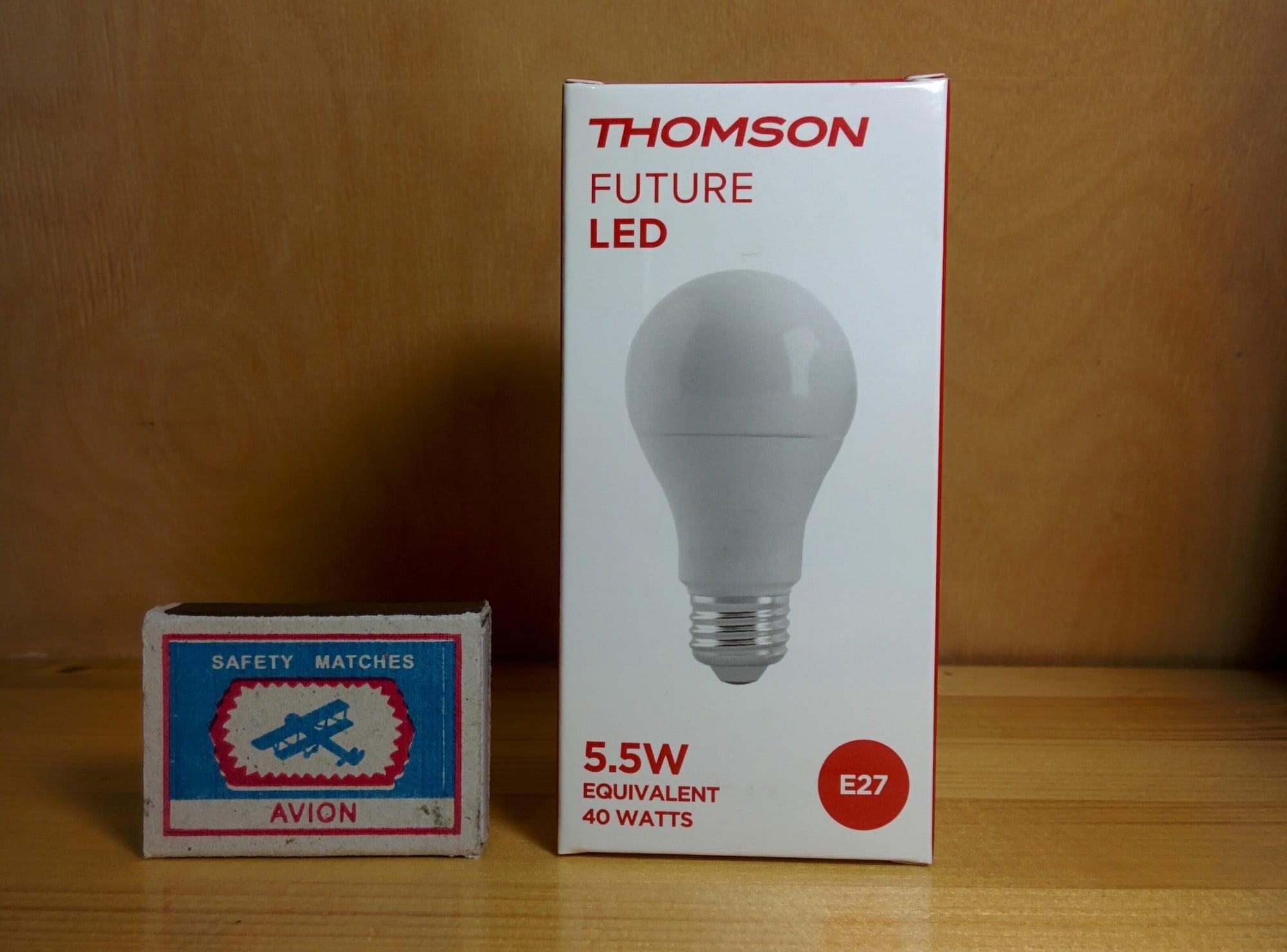 Thomson TM-40W-A5 упаковка
