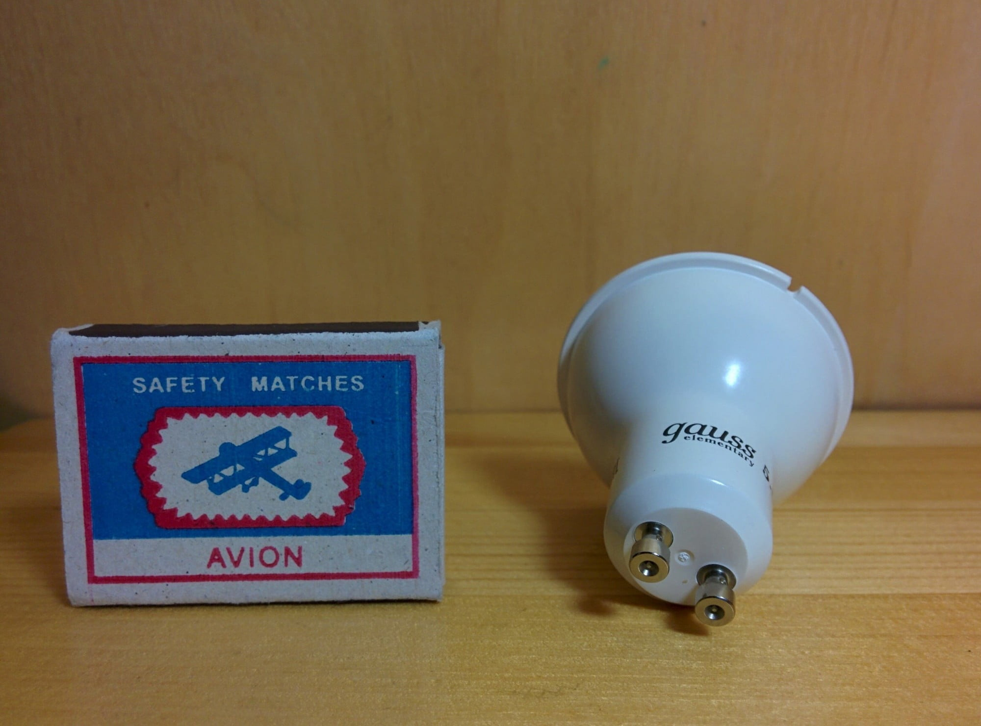 Gauss LED Elementary MR16 GU10 5.5W 2700К лампа