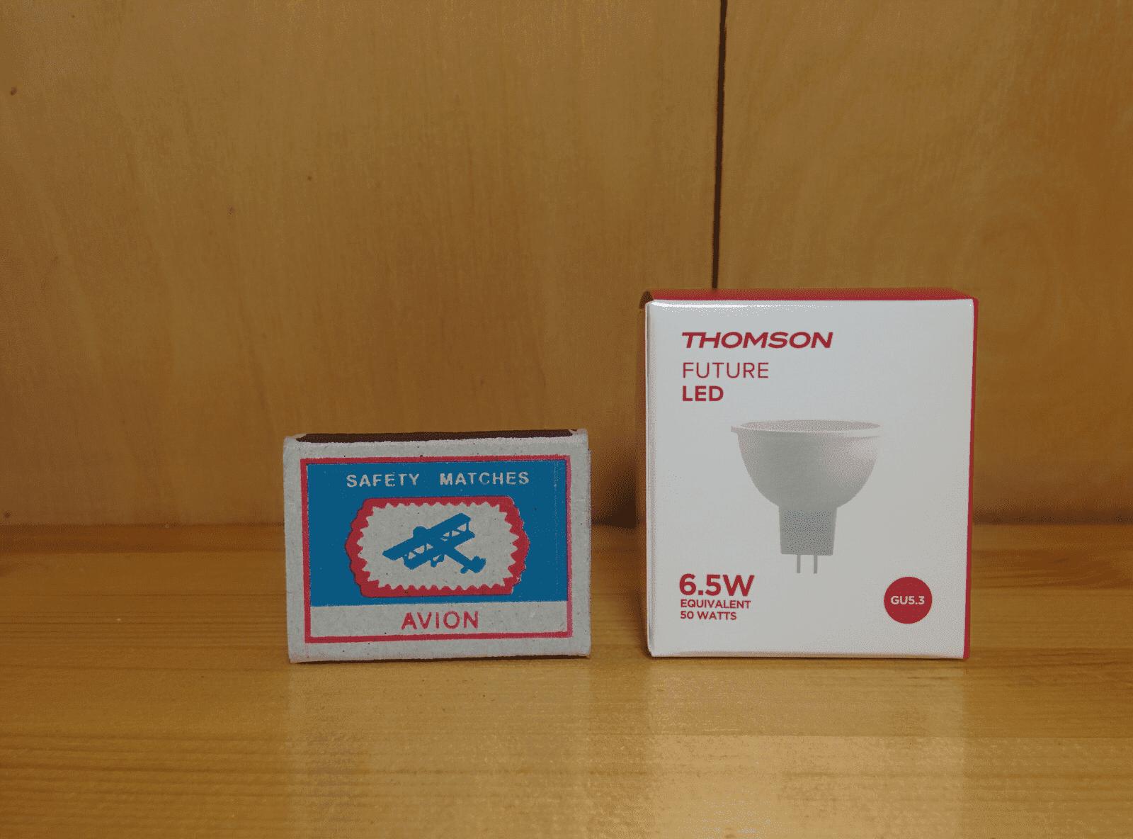TM-MR16C-7W-GU5.3 упаковка