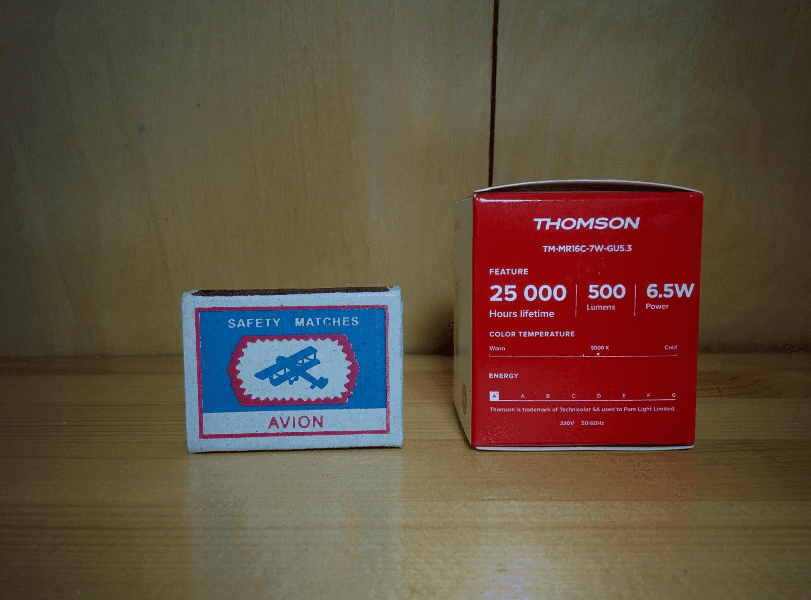 TM-MR16C-7W-GU5.3 характеристики