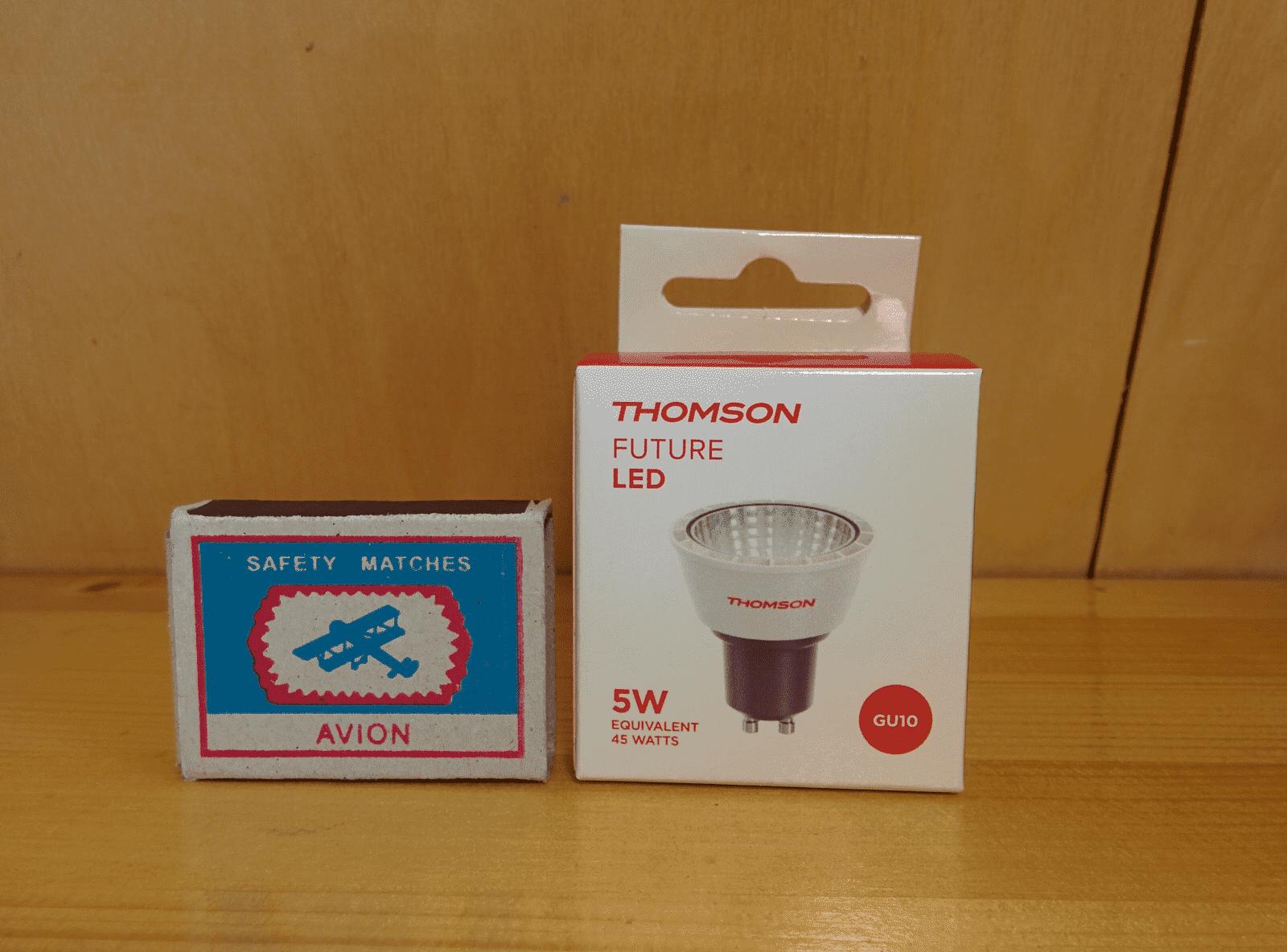 Thomson TL-MR16C-5W220V упаковка