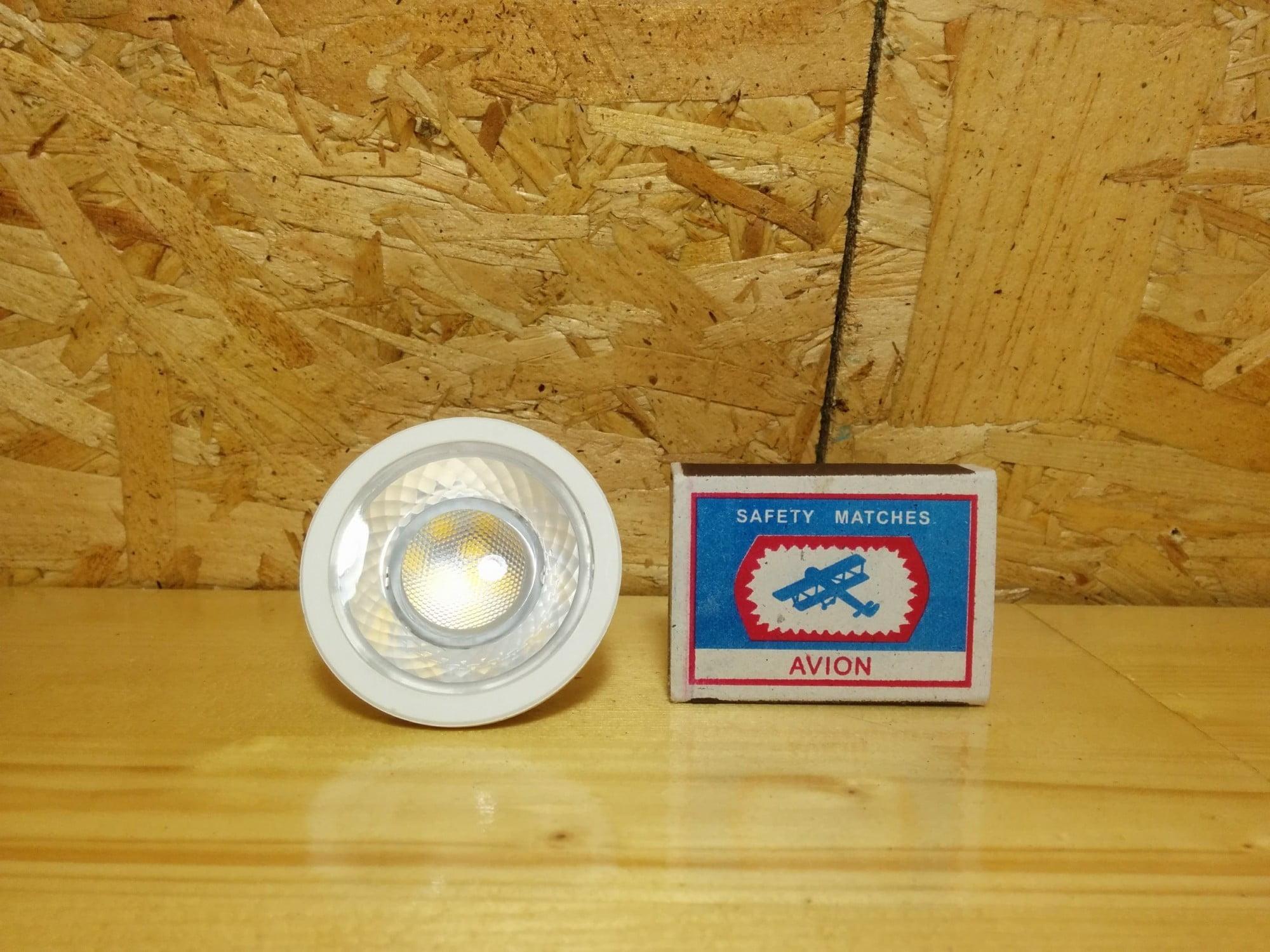 НАНОСВЕТ LH-MR16-8.5/GU5.3/840 лампа