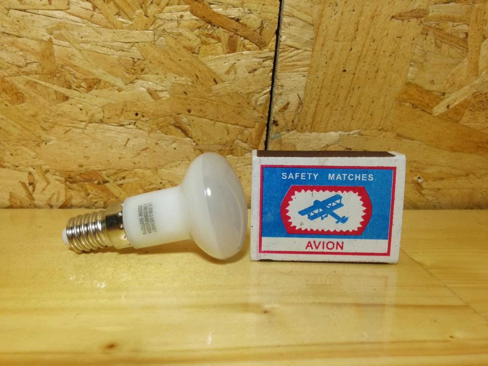 НАНОСВЕТ LE-R39-3.5/E14/827 лампа