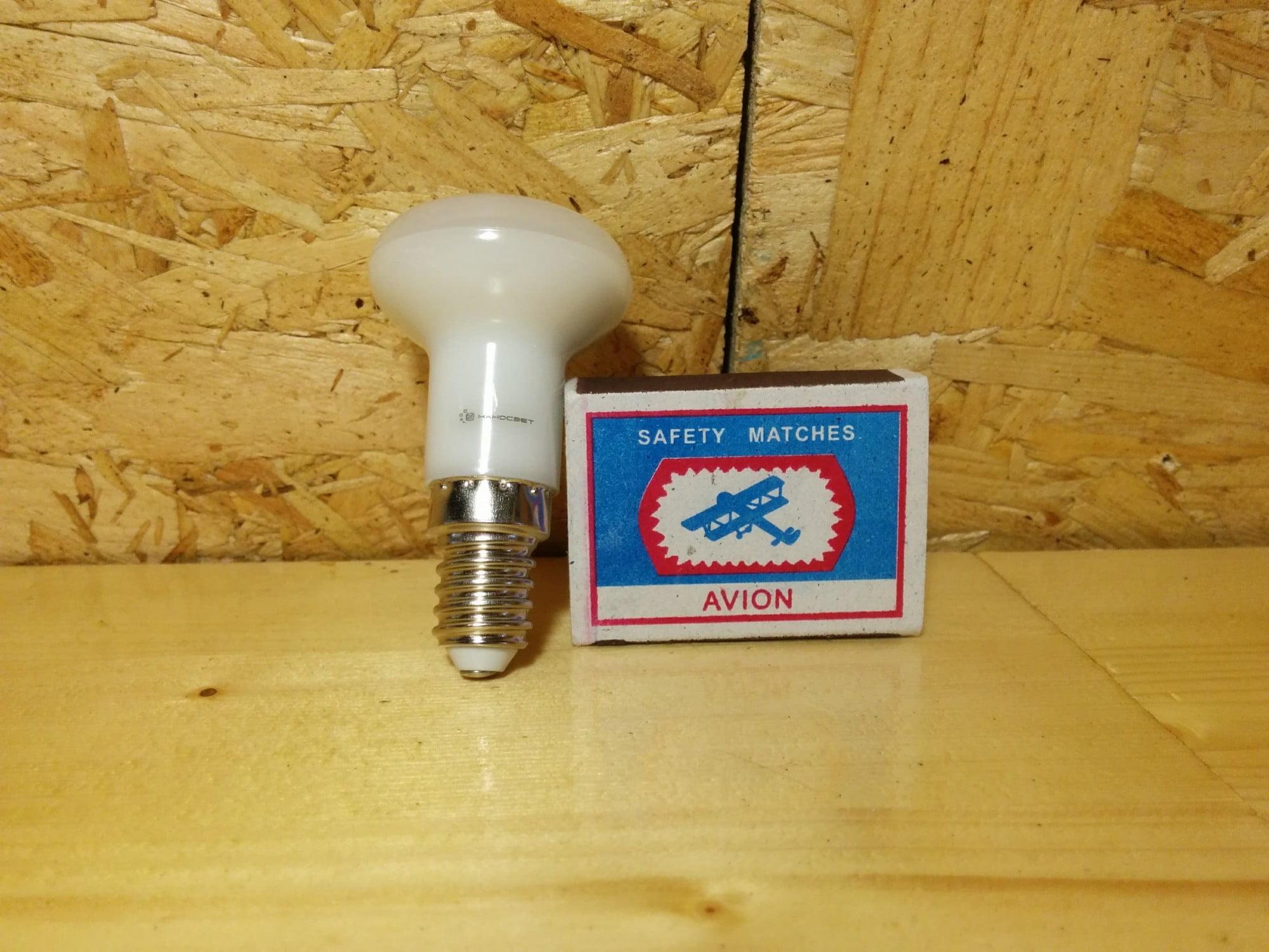 НАНОСВЕТ LE-R39-3.5/E14/840 лампа