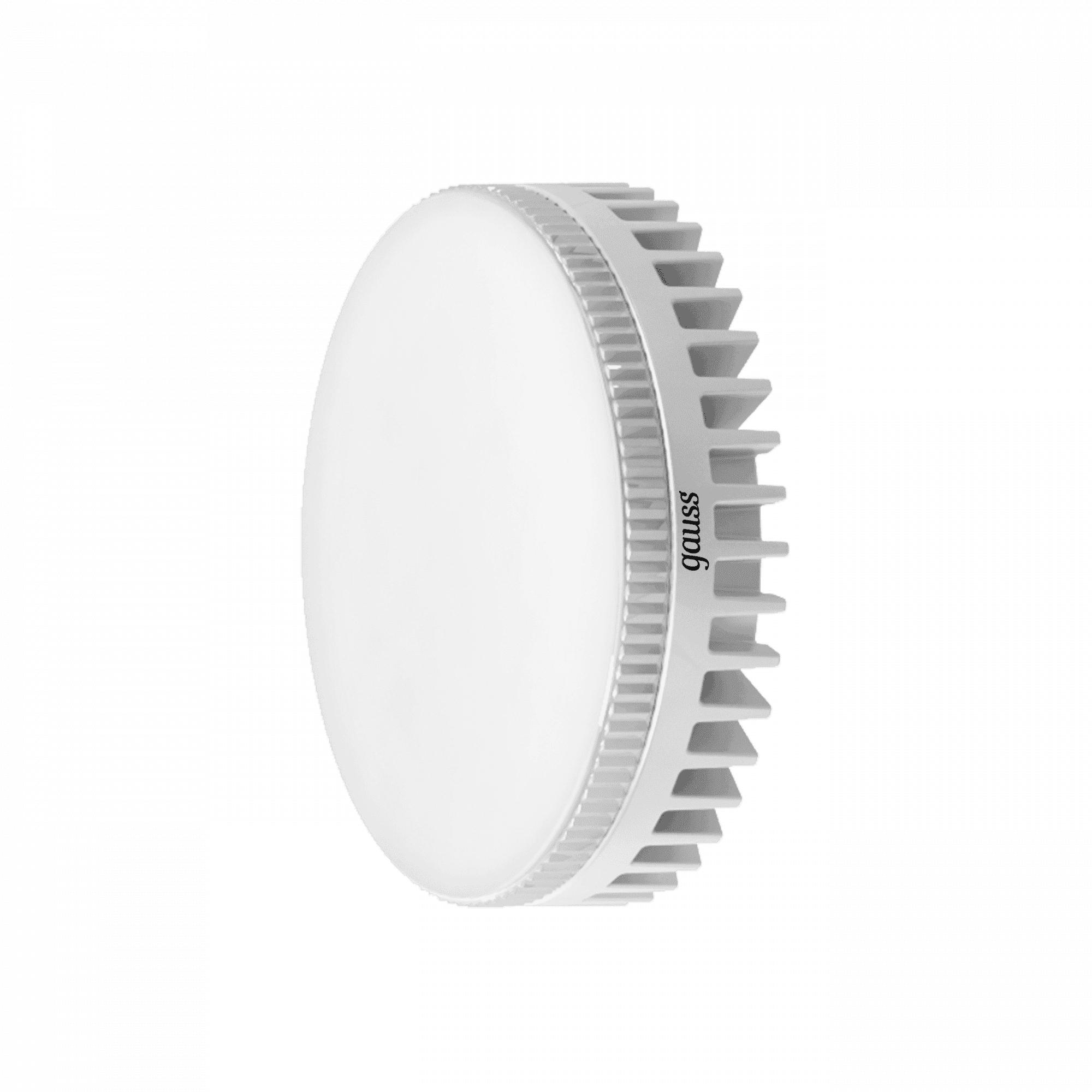 Gauss LED GX53 8W 2700K арт. LD108008108 Лампа